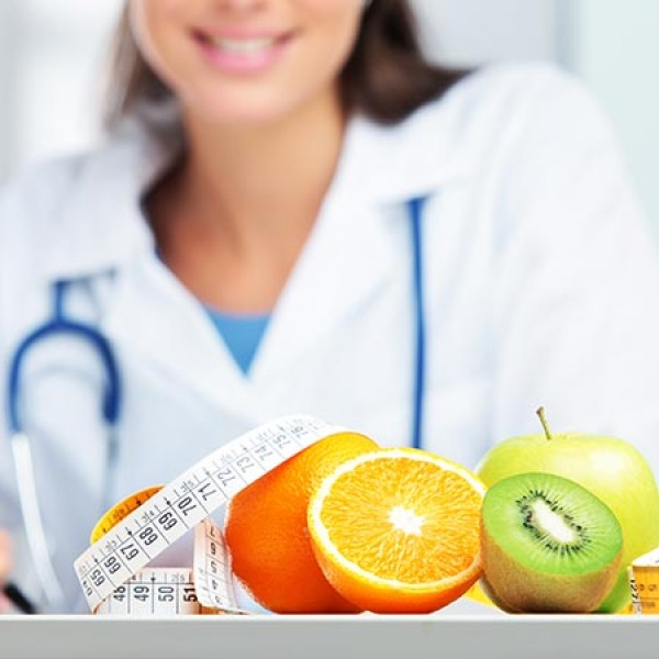 Clinical nutrition consultation